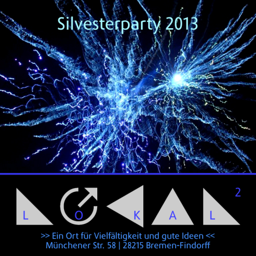 Silvesterparty 2013